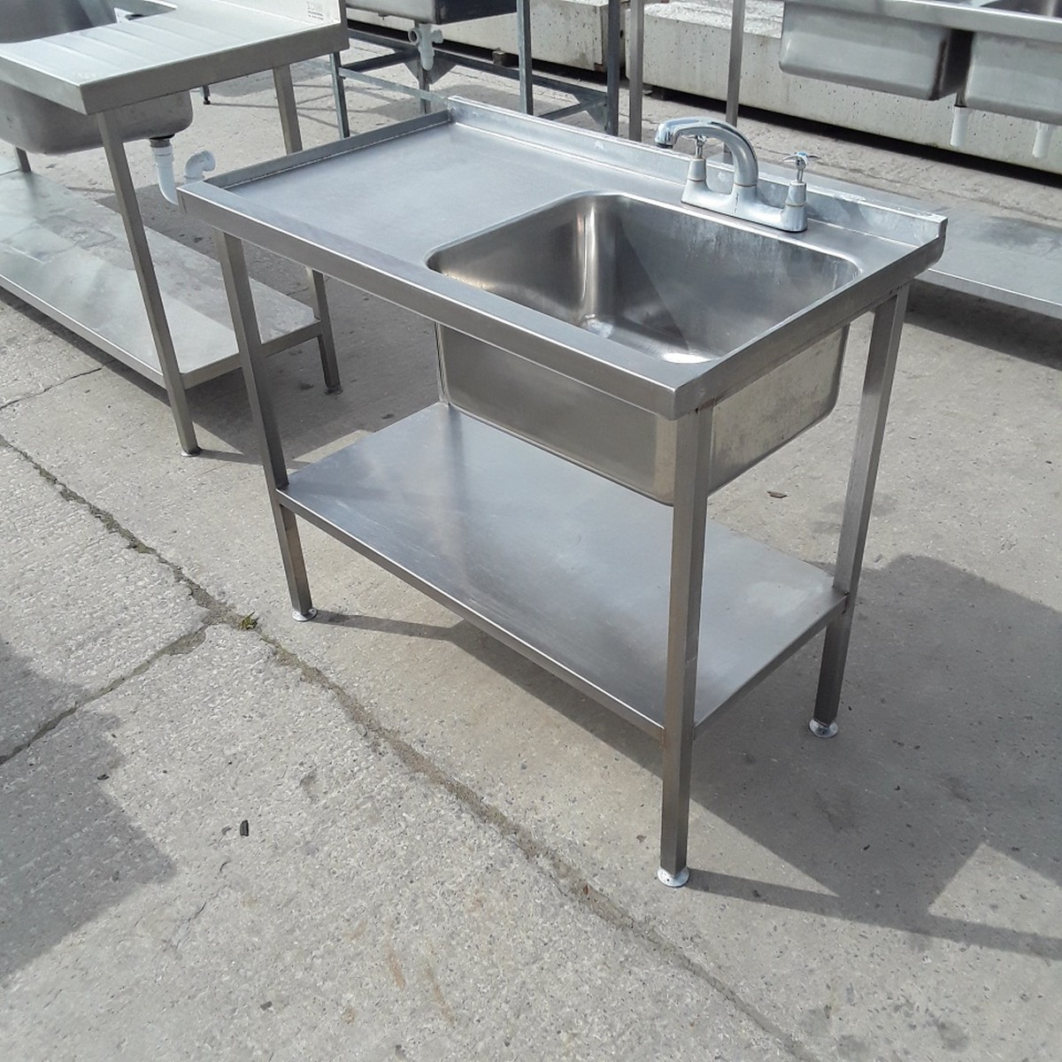 used kitchen sinks for sale best cabinet ideas secondhand catering equipment single