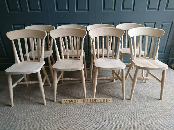 farmhouse chairs for sale kids chair with umbrella secondhand and tables