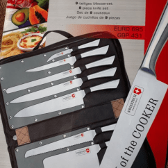 Kitchen Knives For Sale Block Secondhand Catering Equipment Chefs Chef