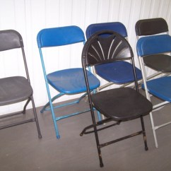 Folding Chairs For Sale Potty Seniors Secondhand And Tables Samsonite