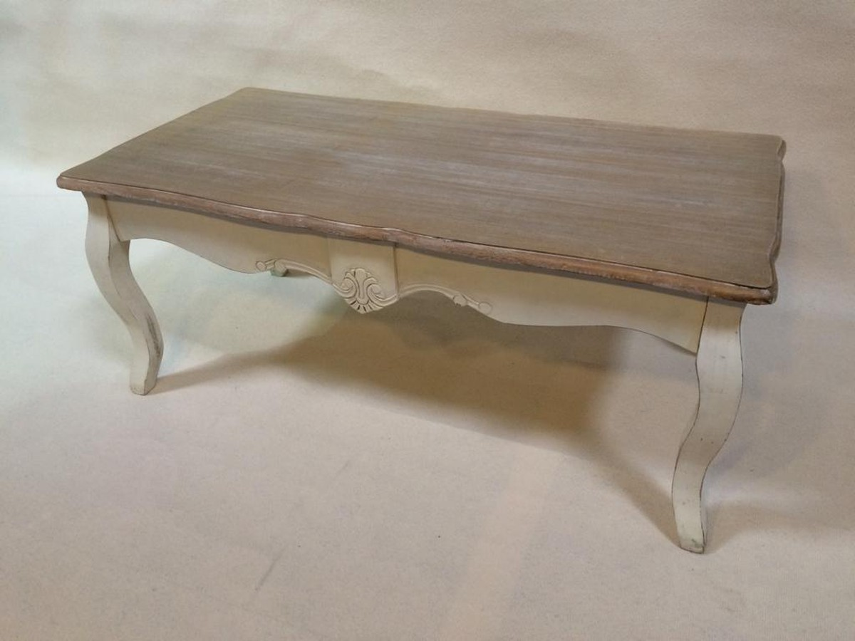 3x whitewashed coffee tables west sussex