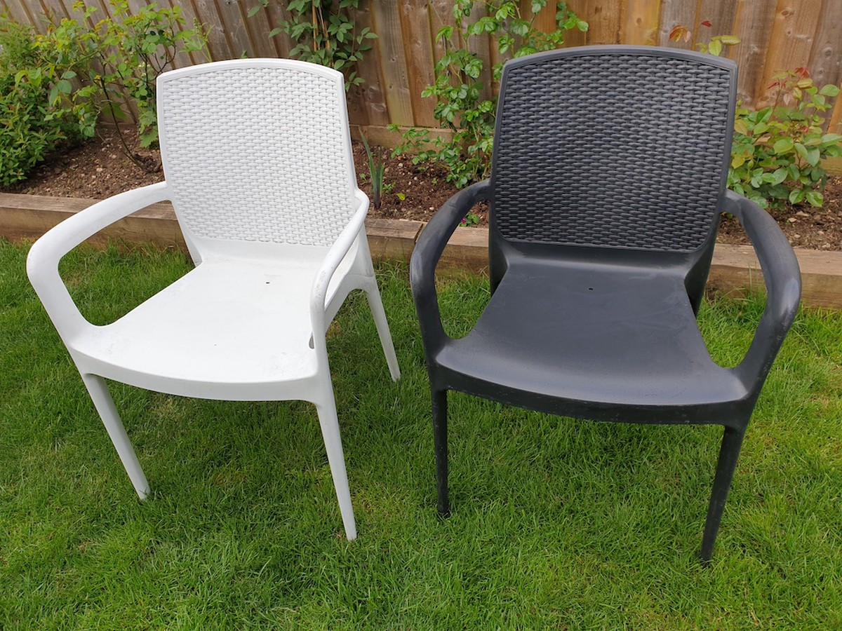 12x plastic chairs winchester hampshire