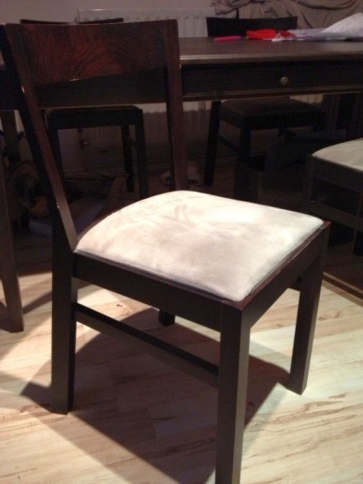 used oak table and chairs grow with me chair secondhand tables restaurant