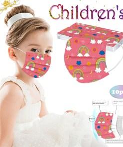 Mascarilla desechable para niña