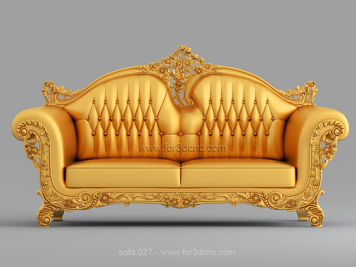 where can i buy cheap sofa old fashioned sofas uk 027 stl  3d model for cnc models