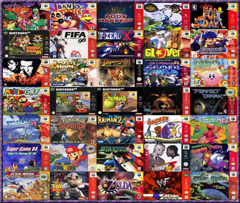 video-juegos