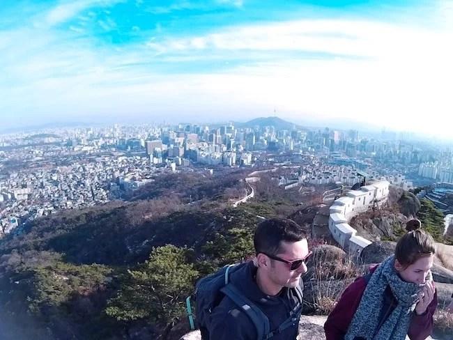 Vista de Seul