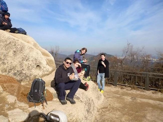 Montanha Inwangsan