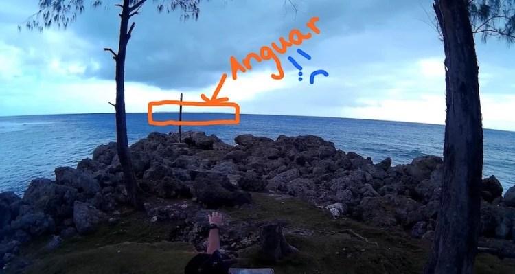 Angaur de Peleliu no Palau