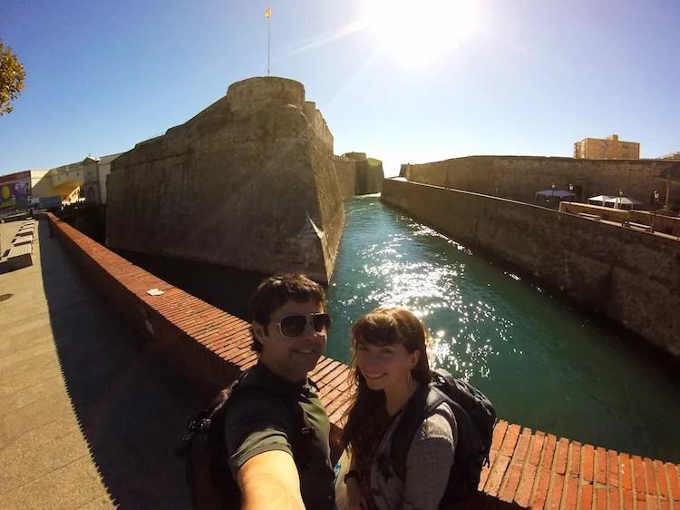 Ceuta Canals Spain