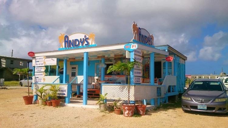 Aluguel de carro em Anguilla 3