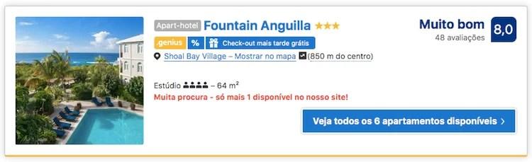 Hotel Barato Anguilla