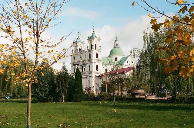 Grodno or Hrodna Belarus 2