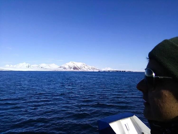 Viagem de barco Svalbard 3