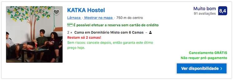 Hotel barato Famagusta/Gazimagusa