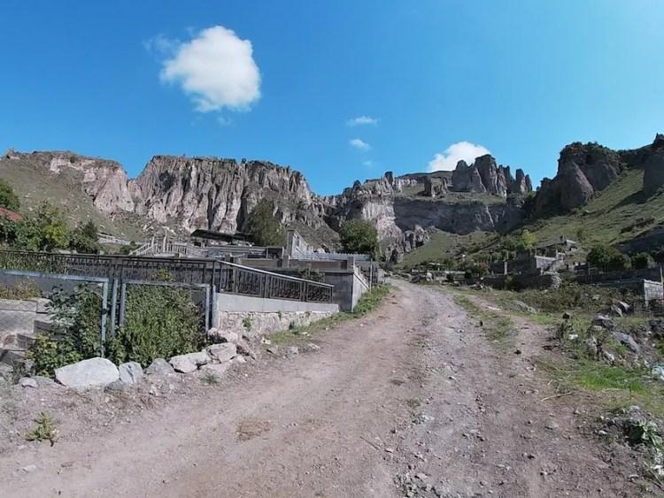 Cavernas de Goris