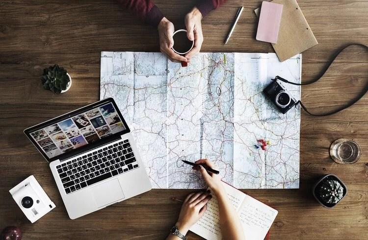 6 erros comuns de planejamento de viagens (e como evitá-los)