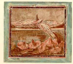 Fresco From Herculaneaum