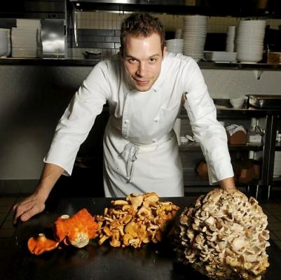 Forager Chef Alan Bergo