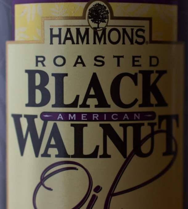Black Walnut Oil