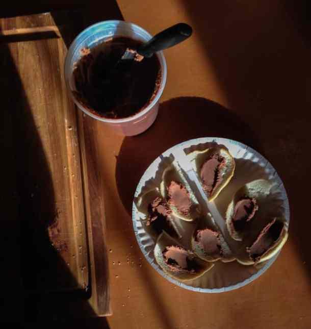 black walnut nutella