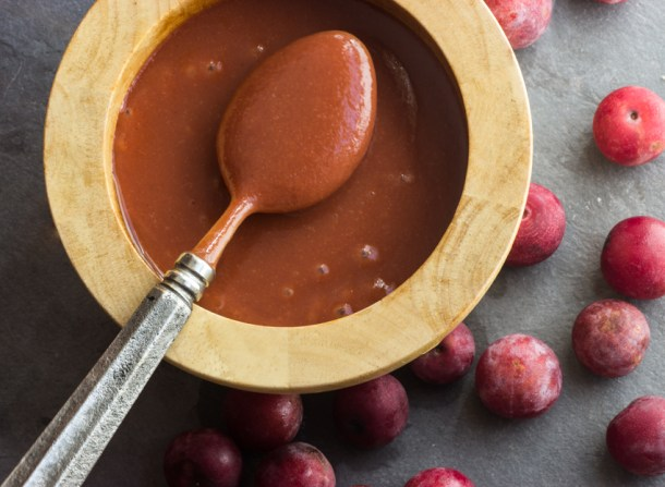 wild plum ketchup recipe