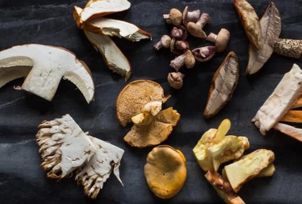 Wild Mushrooms With Garlic And Parsley