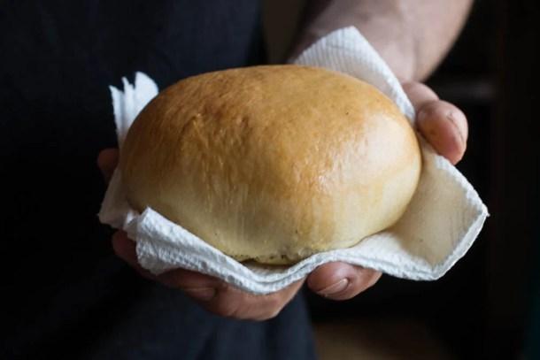 Beef and honey mushroom runzas or bielbocks