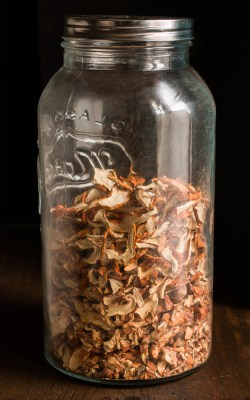Dried Lobster Mushrooms