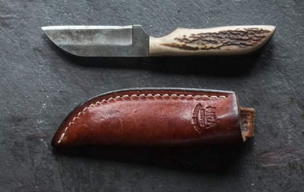 Mushroom Hunting Knives