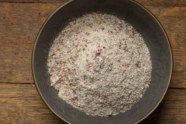 hand ground polenta