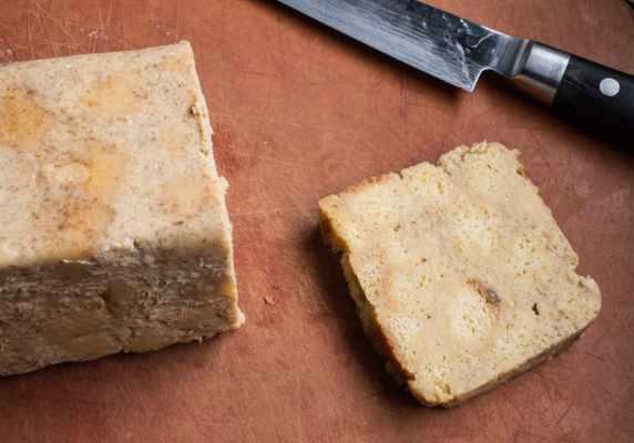 Candy cap mushroom bread pudding recipe