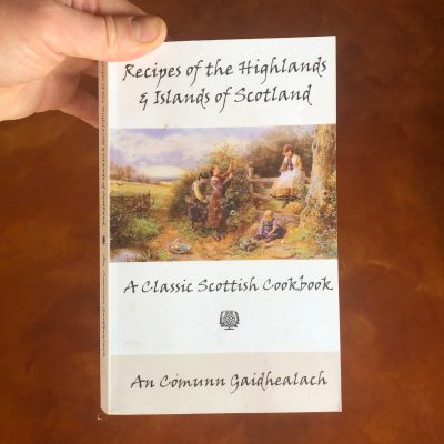 Recipes from the highlands of scotland