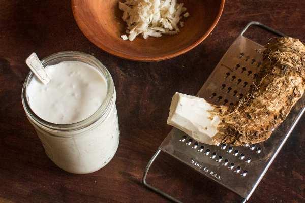 Homemade horseradish cream sauce recipe