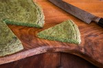 Roman stinging nettle patina or frittata recipe