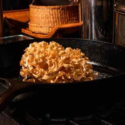 Cauliflower mushroom steaks_-2