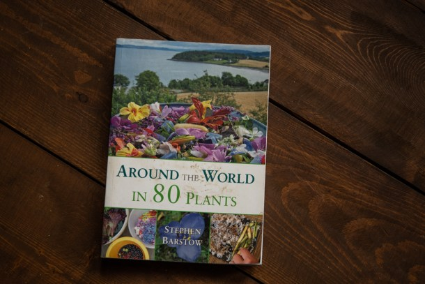 Around the World in 80 Plants by Stephen Barstow