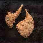 Deep fried rabbit recipe