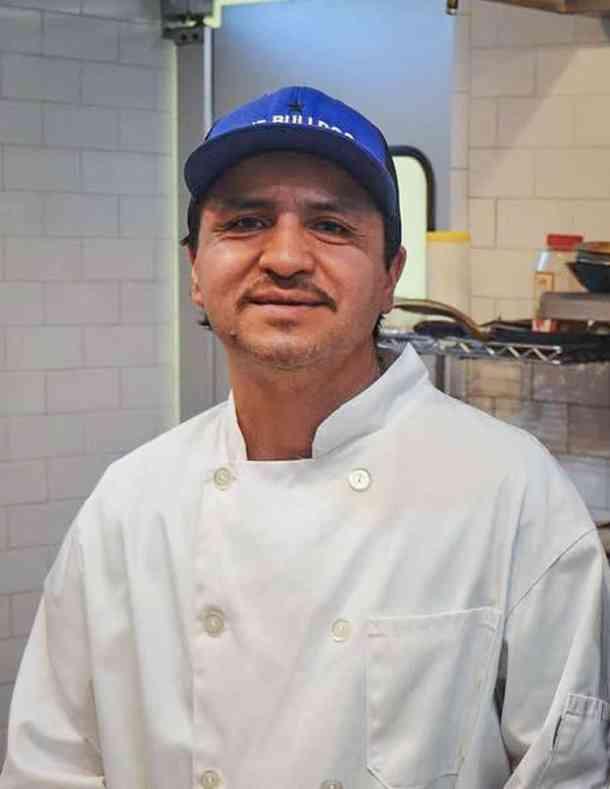 Chef Olmedo