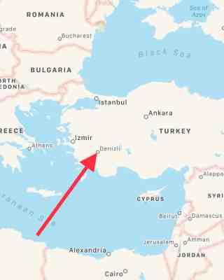 Denizli, Turkey