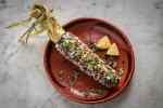 Huitlacoche or corn mushroom elotes recipe