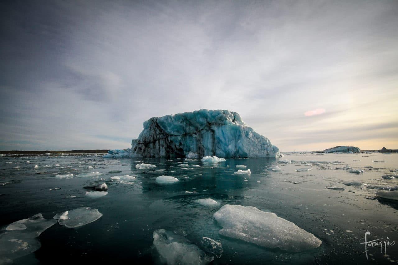 Jökusárlón iceberg | Iceland | Foraggio Photographic