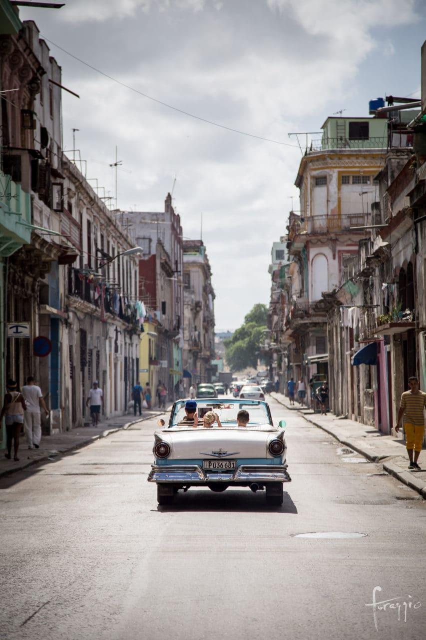 Old Havana Cuba | Foraggio Photographic