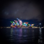 Sydney Opera House, Vivid Festival 2016 Foraggio Photographic