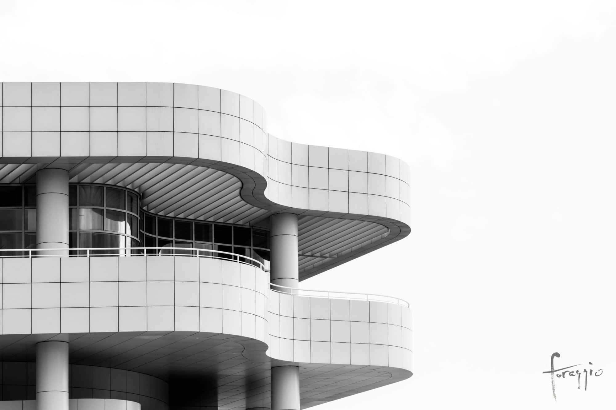 Starkitecture | Getty Museum, LA | Foraggio Photographic