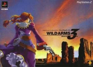 Cool Wild Arms 3 Promotional Art