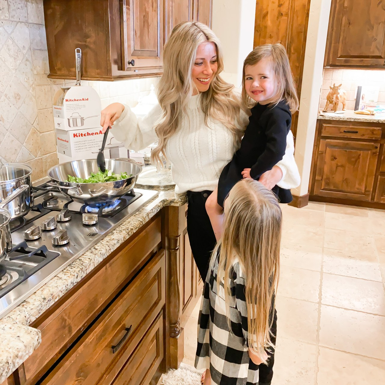 How to score Free KitchenAid Cookware with Market Street!