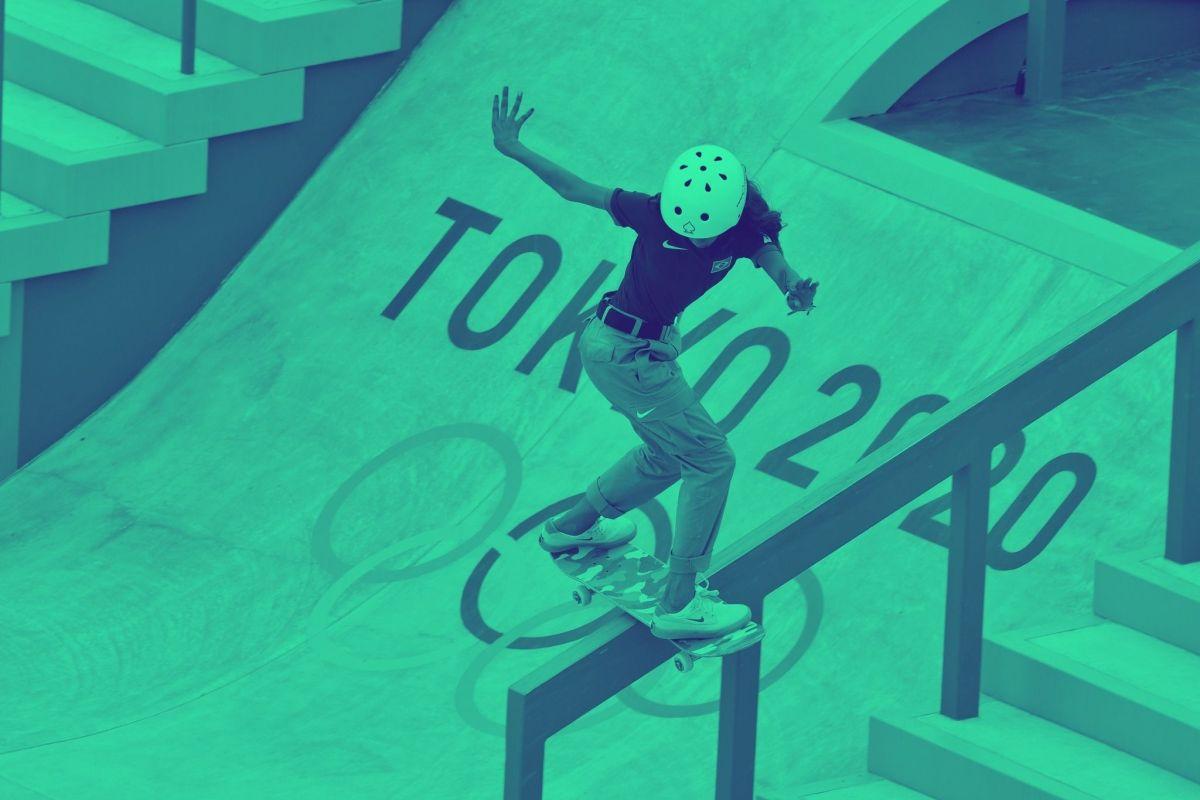 Rayssa Leal, a fadinha do skate