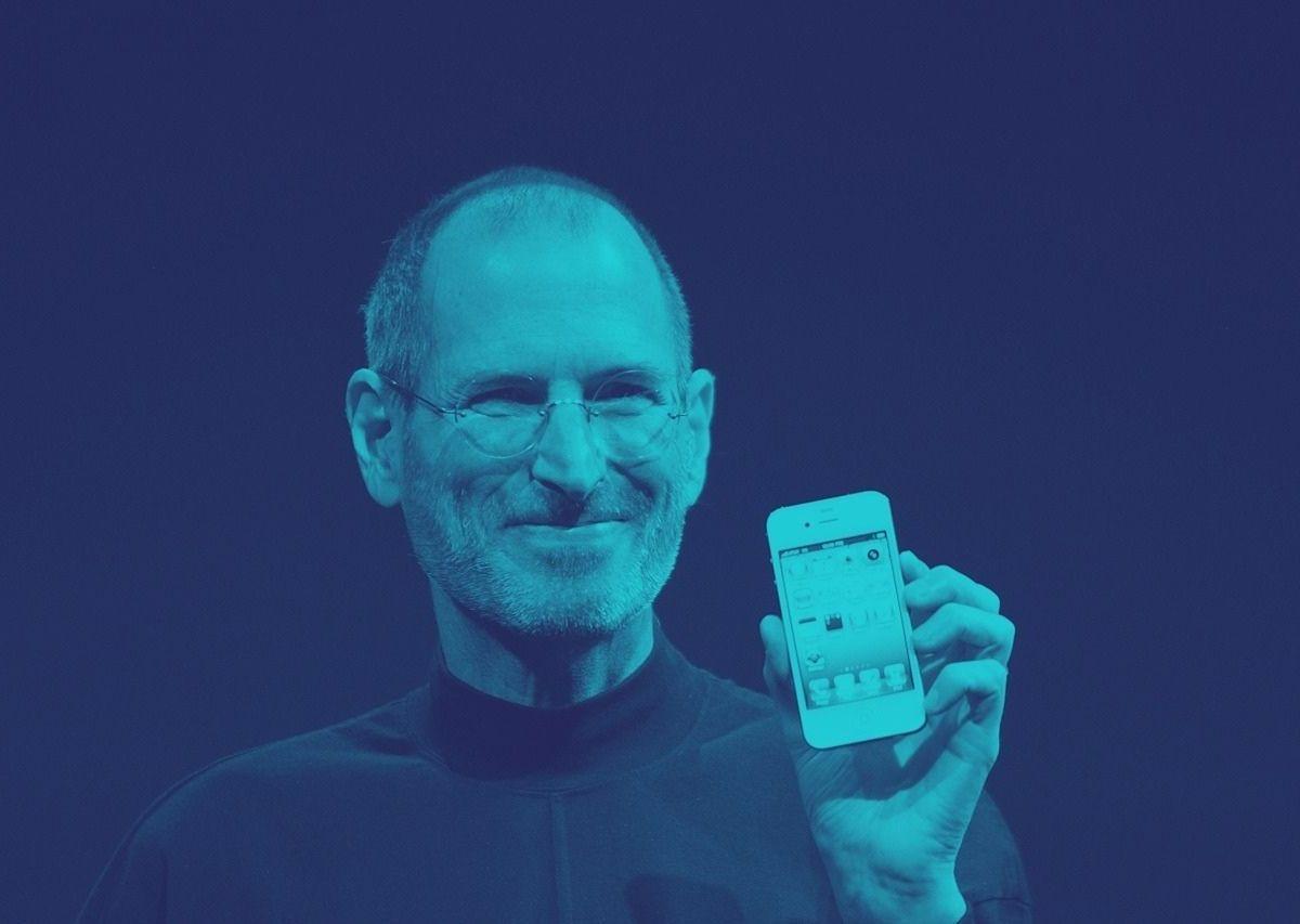 Qual é a maior lição que Steve Jobs nos ensina?
