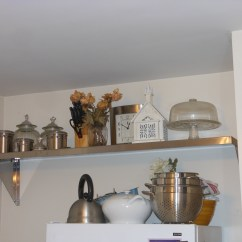 Kitchen Wall Shelf Ceramic Canister Sets Diy Decorate Your Pinterest And Stuff Ladies